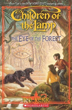The Eye of the Forest Book Cover