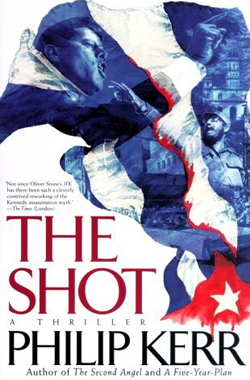 The Shot Book Cover